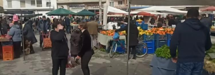 η αγορά (λαϊκή) του δήμου εορδαίας - παρατηρητήριον συμπεριφορών-τιμών και ποιότητος των προϊόντων 1