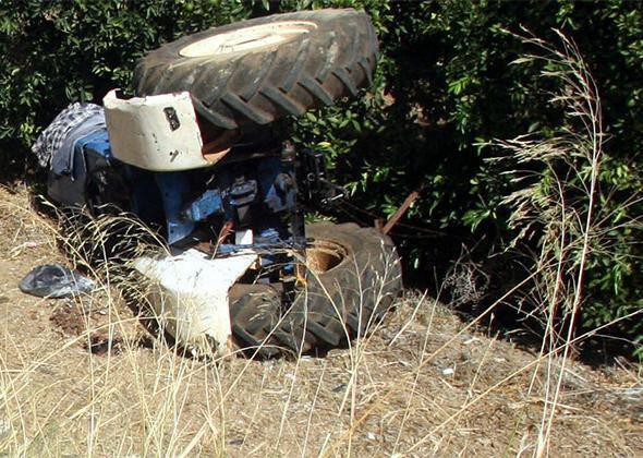 τραγωδία στην κρήτη: νεκρός 17χρονος, τον πλάκωσε το τρακτέρ που οδηγούσε