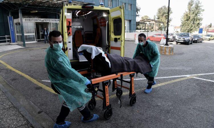 κορωνοϊός: 884 νέα κρούσματα, 25 θάνατοι & 326 δια σωληνωμένοι -γεωγραφική κατανομή