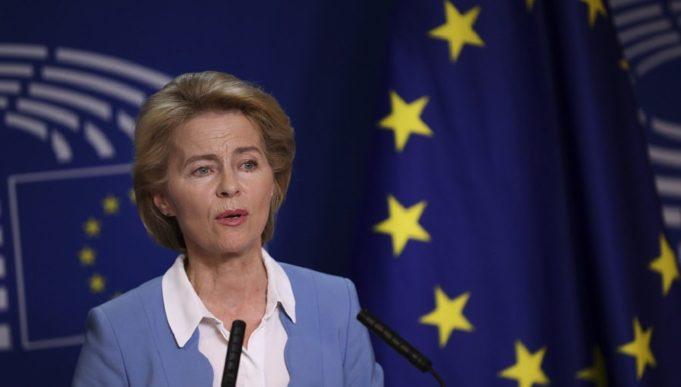 εκταμίευση 728 εκ. ευρώ από το sure για την ελλάδα – η ανακοίνωση της προέδρου της κομισιόν στα ελληνικά