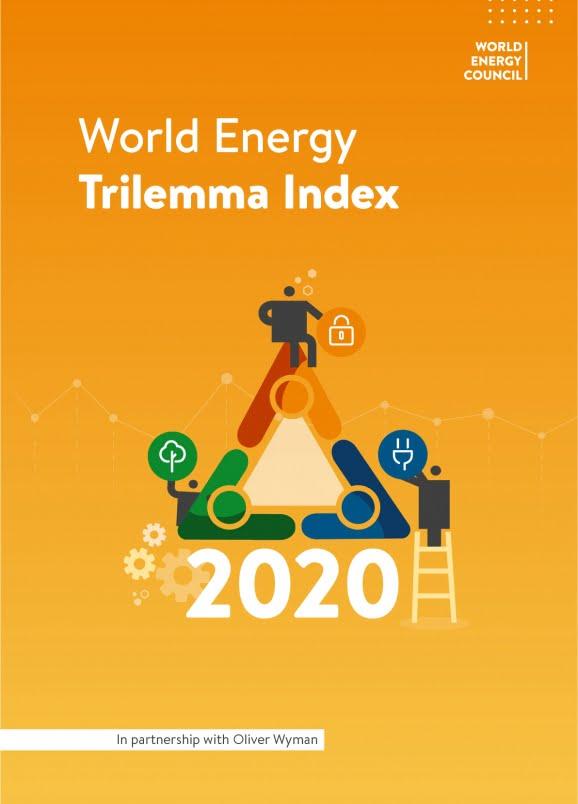 Η Ελλάδα βελτιώνει την ενεργειακή της κατάταξη στον δείκτη TRILEMMA (WET) του Παγκοσμίου Συμβουλίου Ενέργειας