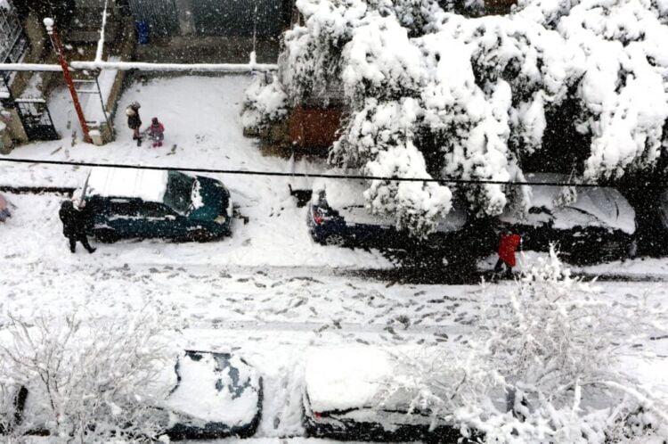 καιρός: πολικό ψύχος και χιόνια στο πρώτο 15ήμερο μαρτίου -τα τρία σενάρια