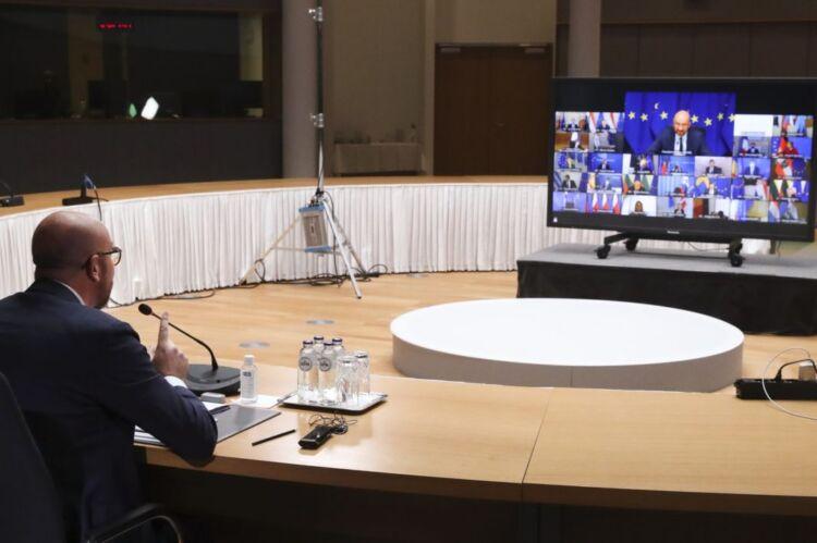 Σύνοδος Κορυφής – ΕΕ: Αλαγές στο κείμενο για την Τουρκία – Ικανοποίηση σε Αθήνα και Λευκωσία