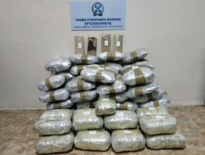 Συνελήφθησαν κατά τη διάρκεια οργανωμένης αστυνομικής επιχείρησης 5 αλλοδαποί, σε ορεινή περιοχή της Φλώρινας, για εισαγωγή μεγάλης ποσότητας ναρκωτικών ουσιών στην ελληνική Επικράτεια