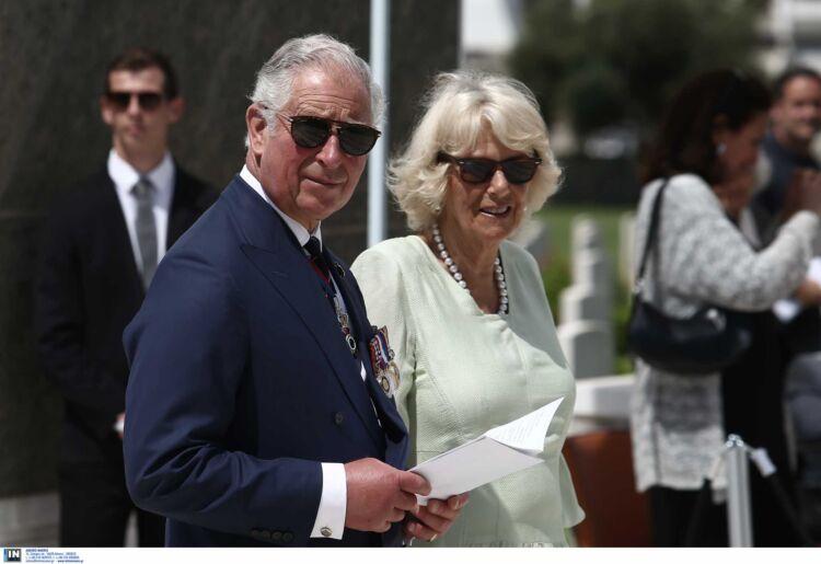 Παρέλαση 25ης Μαρτίου: Επίσημο «ναι» από Πρίγκιπα Κάρολο και Καμίλα