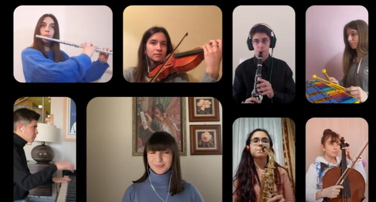 Το Μουσικό σχολείο Πτολεμαΐδας τιμάει τον Γιώργο Σεφέρη (βίντεο)