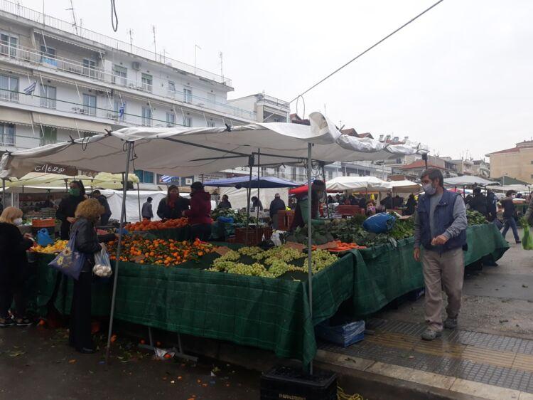 Πτολεμαΐδα – Eκθέτες Λαϊκής Αγοράς: Να εφαρμοστεί ο νόμος – Πρόταση για παράλληλη Λαϊκή Αγορά