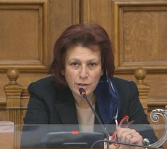 Π. Βρυζίδου: Ομιλία του Υπουργείου Ανάπτυξης στο νομοσχέδιο για τις Δημόσιες Συμβάσεις