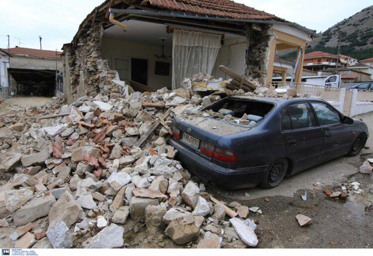 Σεισμός – Ελασσόνα: Μεγάλωσε η απόσταση ανάμεσα σε Λάρισα και Τρίκαλα κατά 40 εκατοστά
