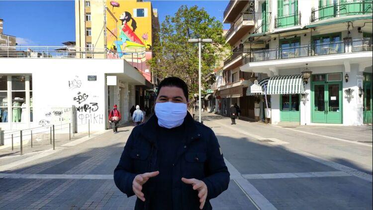 Το μήνυμα του Δήμου Κοζάνης για τον κορωνοϊό: Τηρώντας τα μέτρα θα βγούμε νικητές στη ζωή (βίντεο)