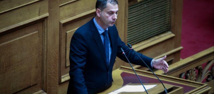 Χ.Θεοχάρης: «All you want is Greece - Στις 14 Μαΐου τουρίστες με πιστοποιητικά εμβολίων και έξοδα κορωνοϊού δικά μας»