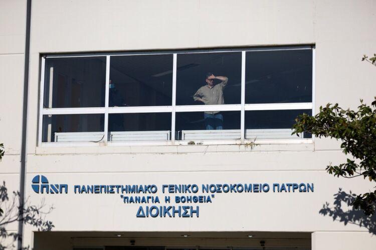 «Βουτιά» θανάτου στο νοσοκομείο του Ριου - Γυναίκα πήδηξε από τον τρίτο όροφο