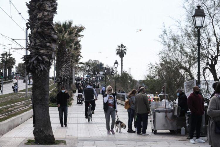 Διαδημοτικές μετακινήσεις: Τι θα ισχύει από το Σάββατο 3 Απριλίου – Τι SMS θα στέλνουμε και για ποιους λόγους