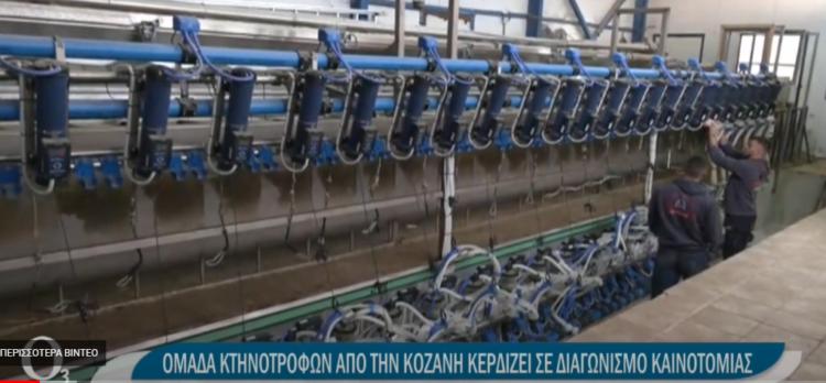 """Θερμοκοιτίδα για """"υπερήφανους κτηνοτρόφους"""" στην Κοζάνη (βίντεο)"""