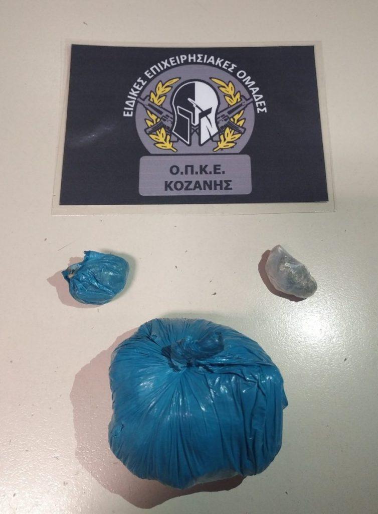Συνελήφθησαν επ΄ αυτοφώρω δύο άτομα για αγοραπωλησία ναρκωτικών ουσιών στην Κοζάνη