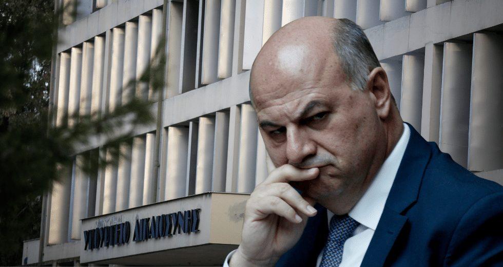 Ανακαίνιση πολυτελείας με απευθείας αναθέσεις από τον υπουργό Δικαιοσύνης