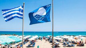Γαλάζιες σημαίες: Στη 2η θέση παγκοσμίως η Ελλάδα - Ποιες είναι οι καθαρές παραλίες