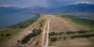 Προχωρούν οι Εργασίες Υλοποίησης του Μεθοριακού Σταθμού της Συνοριακής Διάβασης στον Λαιμό – Πρεσπών.