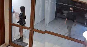 Κυνηγούσε νεαρό κορίτσι έχοντας έξω το μόριο του! Στο τσακ πρόλαβε να μπει στο σπίτι της (video)