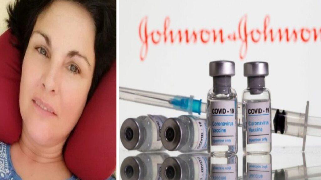 Γυναίκα κινδύνευσε από το εμβόλιο Johnson and Johnson «Σας παρακαλώ πολύ πείτε την αλήθεια στο λαό»!