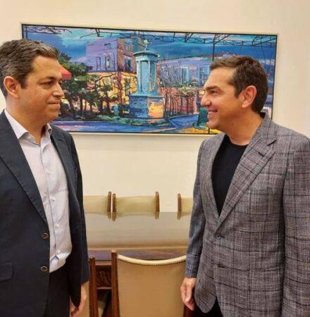 Στον ΣΥΡΙΖΑ προσχωρεί ο πρώην υφυπουργός και βουλευτής του ΠΑΣΟΚ Συμεών Κεδίκογλου