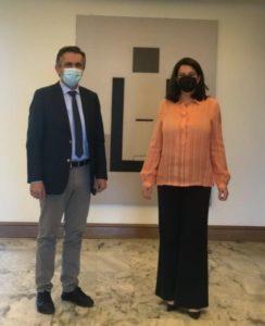 Δ. Μακεδονία: Συνάντηση Κασαπίδη – Κεραμέως