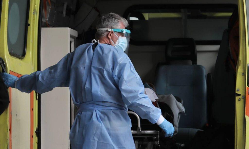 Κρούσματα σήμερα: 1.517 νέα ανακοίνωσε ο ΕΟΔΥ, 44 θάνατοι σε 24 ώρες, στους 547 οι διασωληνωμένοι