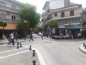 Πτολεμαΐδα: Διαμαρτυρίες καταστηματαρχών για έλλειψη ηλεκτροφωτισμού