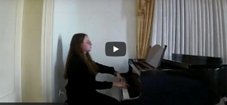 Κοζάνη - Aπέσπασε 2 βραβεία σε διεθνείς διαγωνισμούς πιάνου! - Συγχαρητήριο μήνυμα