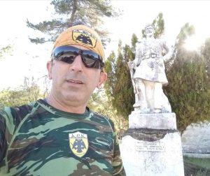 Δ. Μακεδονία: Ο Γ. Ζαχαριάδης, διανύει 300 χιλιόμετρα Ιστορίας!