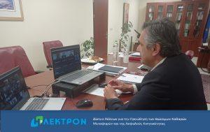 Η Δυτική Μακεδονία κόμβος καινοτομίας υδρογόνου (H2)
