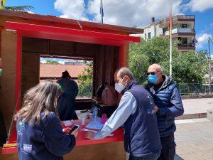 Κοζάνη: Τι έδειξαν τα rapid tests στην κεντρική πλατεία