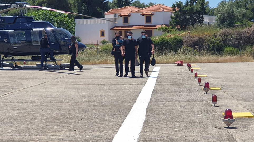 Γλυκά Νερά: Ο αστυνομικός που συνέλαβε τον πιλότο ήταν παιδικός φίλος της Καρολάιν