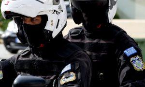 Επεισοδιακή καταδίωξη οχήματος μέσα στην πόλη της Κοζάνης