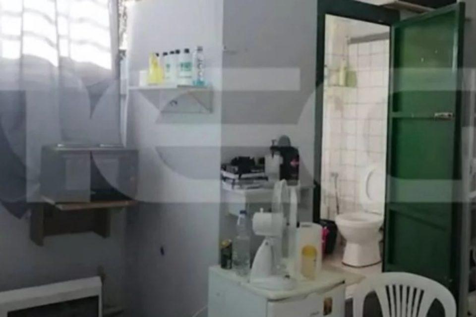Γλυκά Νερά: Αυτό είναι το κελί του Μπάμπη Αναγνωστόπουλου στις φυλακές Κορυδαλλού [βίντεο]