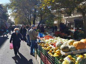 Δήμος Κοζάνης: Πως θα λειτουργούν οι λαϊκές αγορές μετά την ΚΥΑ για 100% πληρότητα