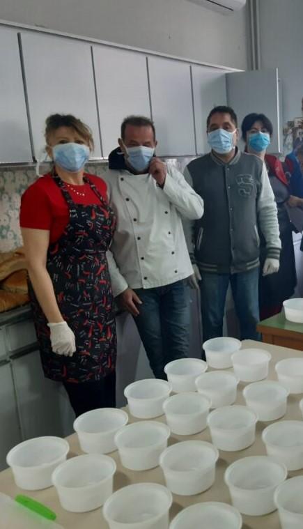 Δήμος Κοζάνης: Συνεχίζεται απρόσκοπτα η λειτουργία του Συσσιτίου – Καθημερινή διανομή φαγητού σε περισσότερους από 150 δημότες
