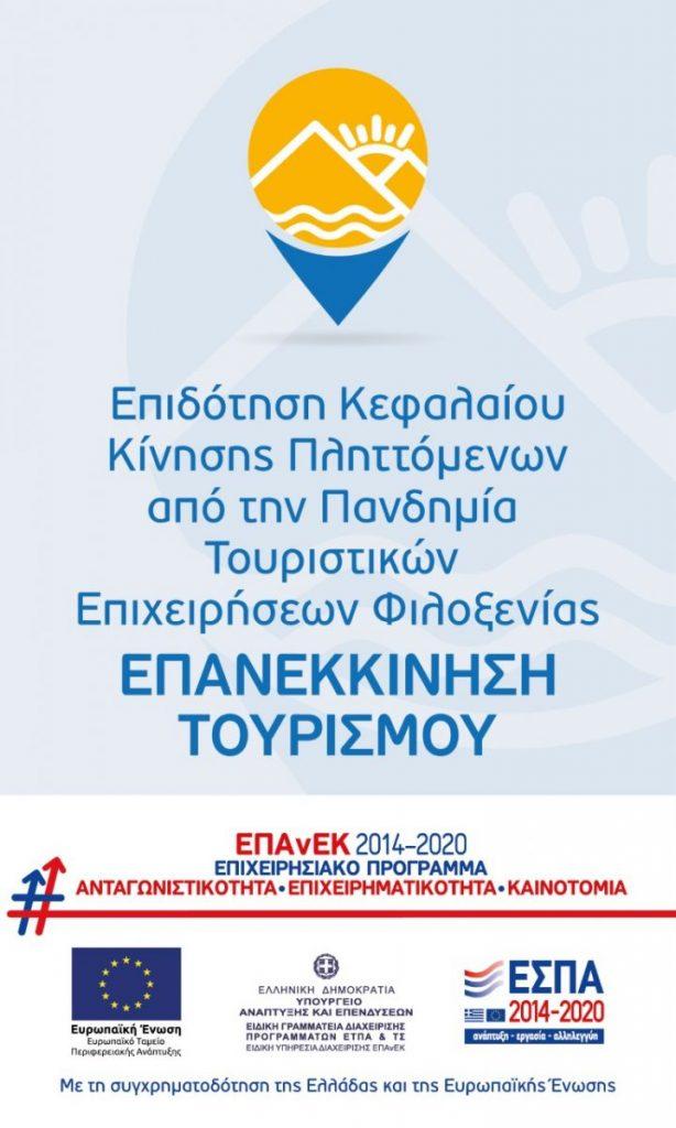 «Ενημέρωση και πληροφόρηση των ενδιαφερομένων επιχειρήσεων και ελευθέρων επαγγελματιών της Κεντρικής και Δυτικής Μακεδονίας για τις ανοικτές Δράσεις του ΕΠΑνΕΚ, ΕΣΠΑ 2014-2020.
