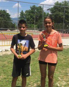 Πτολεμαΐδα: Επιτυχίες στο τένις!