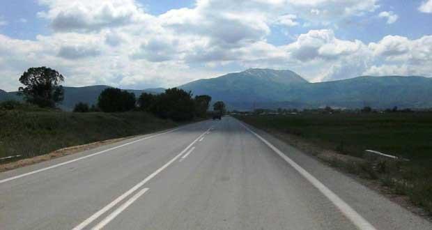 Ο Δρόμος της Δυτικής Εορδαίας προς Καστοριά