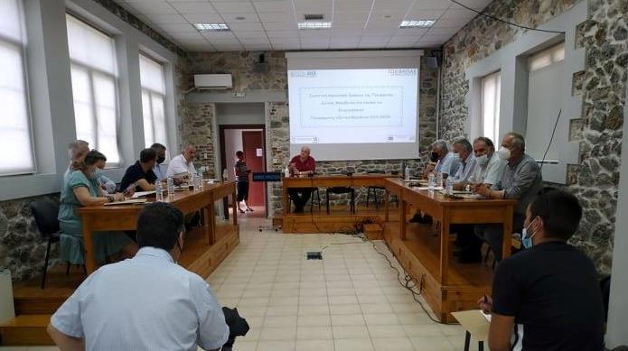 Στις Πρέσπες συνεδρίασε το Περιφερειακό Επιμελητηριακό Συμβούλιο (Π.Ε.Σ.) Δυτικής Μακεδονίας- Τα θέματα που συζητήθηκαν
