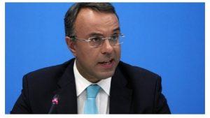 Σταϊκούρας : Έρχεται νέα ευνοϊκή ρύθμιση για τα χρέη της πανδημίας - Τι είπε για αναδρομικά και κατώτατο μισθό