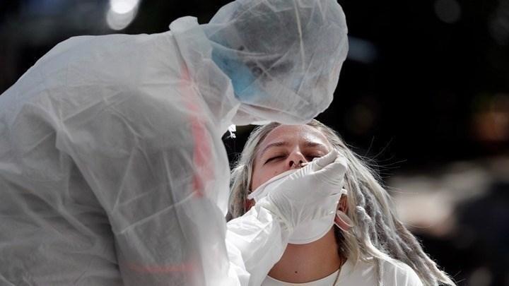 Στα 1.001 τα νέα κρούσματα κορονοϊού - 9 νεκροί, 177 οι διασωληνωμένοι