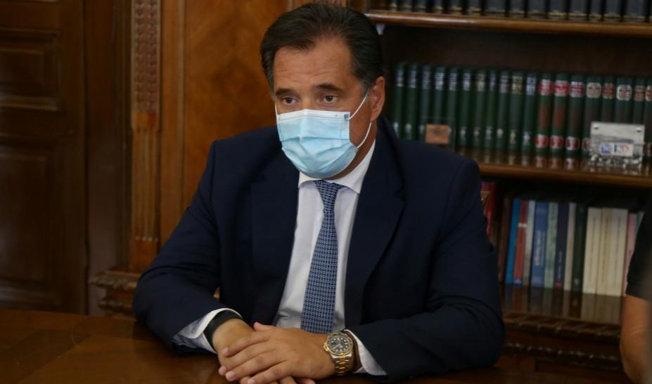 Γεωργιάδης για την μάσκα: «Δεν ισχύουν τα όσα δήλωσε ο κ.Σύψας»