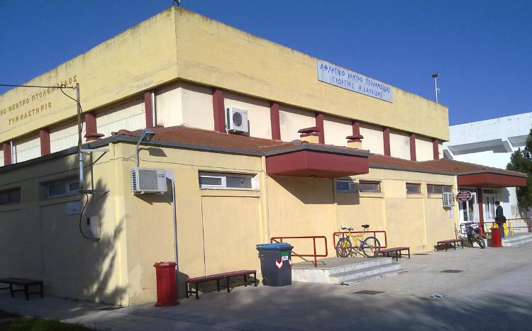 ψεκασμός στον χλοοτάπητα του Δημοτικού Αθλητικού Κέντρου (Δ.Α.Κ.) Πτολεμαΐδας, αύριο Πέμπτη 8 Ιουλίου