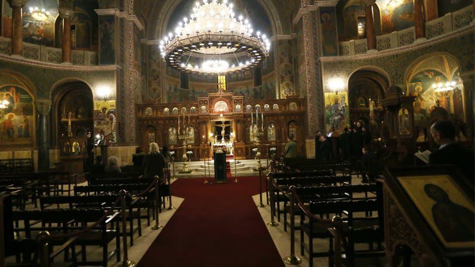Θεσσαλονίκη: Απομακρύνθηκε από την ενορία του ιερέας – αρνητής του κορωνοϊού (ΒΙΝΤΕΟ)