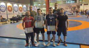 Μεγάλες διακρίσεις αθλητών του Παλαιστικού Συλλόγου Κοζάνης ''Κρότων''