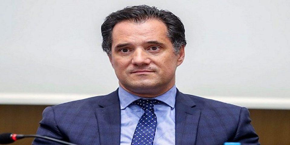 Γεωργιάδης: Αν κάποιος έχει αποφασίσει να μην εμβολιαστεί, έχει αποφασίσει να ζήσει με περιορισμούς