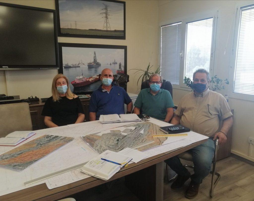 «Ενημέρωση της Διοίκησης του ΤΕΕ/ΤΔΜ από στελέχη της ΔΕΗ ΑΕ για τις εξελίξεις γύρω από την απολιγνιτοποίηση»