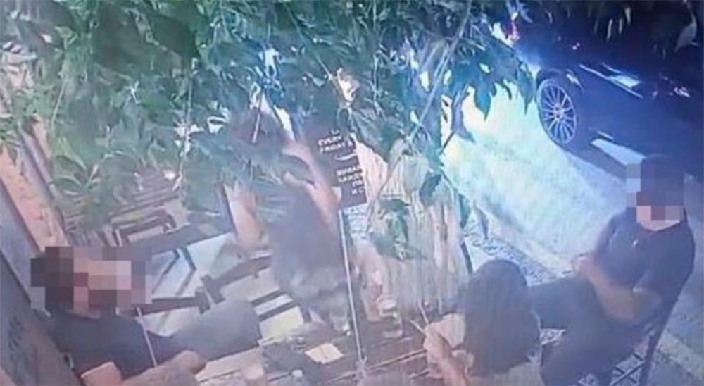 Βίντεο -ντοκουμέντο από αιματηρό περιστατικό σε ταβέρνα στην Κρήτη